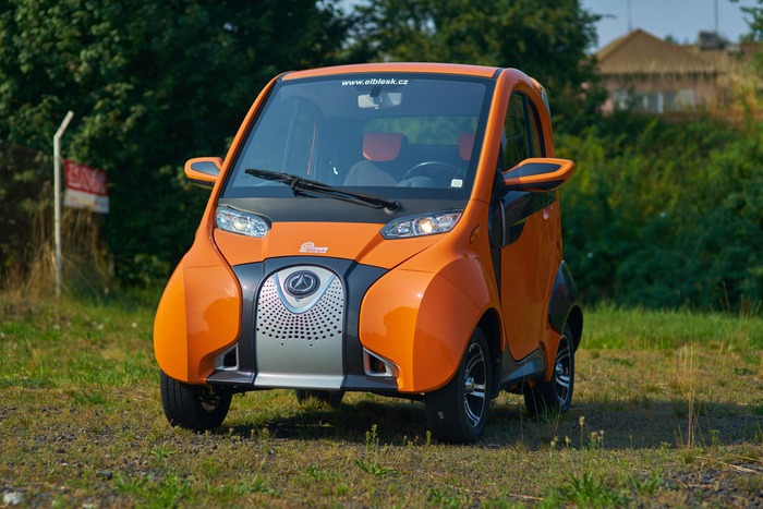 elektromobil tiger