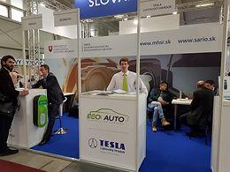 EcoAuto na výstave Coneco 2018 v Inchebe v Bratislave
