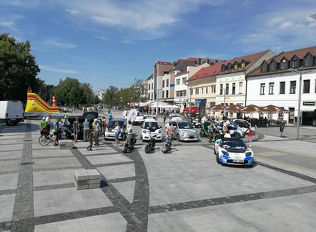 Deň elektromobility vo Zvolene