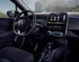 Renault ZOE - elektromobil - interier