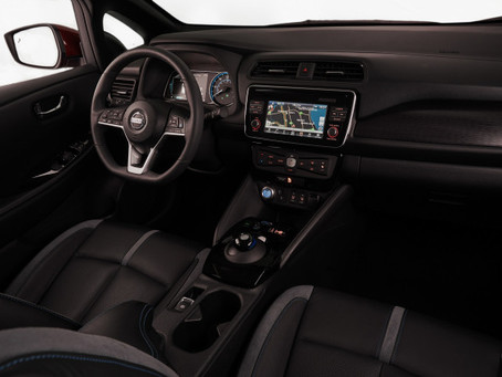 Nissan Leaf 2018 - tri rôzne tempomaty
