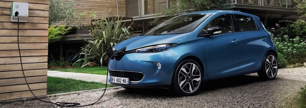 Renault ZOE - elektromobil