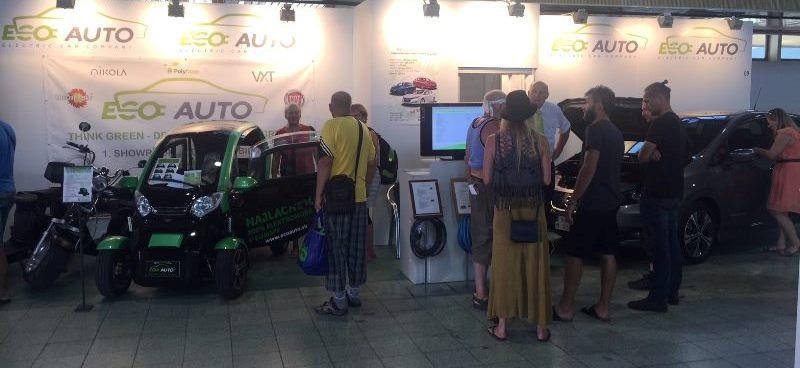 EcoAuto na výstave Enviro 2018