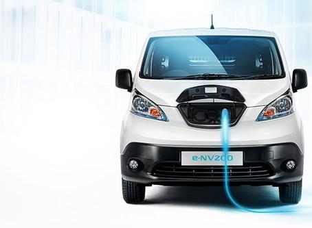 Nissan e-NV200 predĺži svoj dojazd vďaka novej batérii