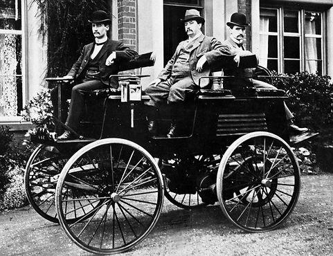 EcoAuto - história elektromobilov