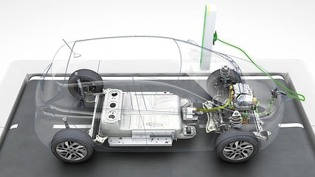 Renault ZOE - elektromobil - akumulator