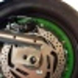 kotúčová brzda predného kolesa
