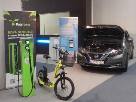 Eco Auto na strojárskom veľtrhu v Nitre