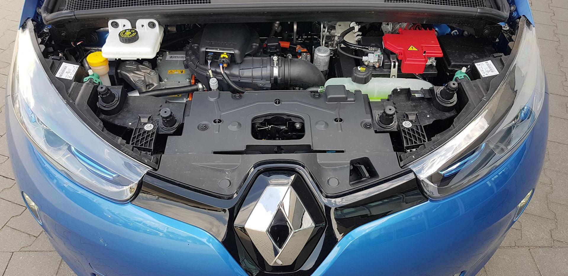 Renault ZOE, R90 Z.E. 40