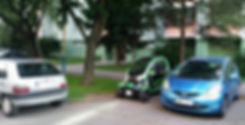 Elektrická štvorkolka - najlacnejší elektromobil