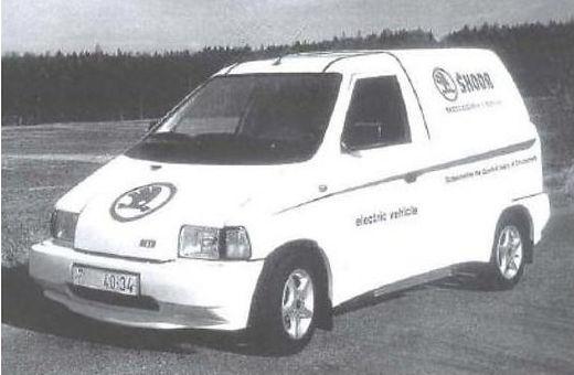 Skoda Elcar