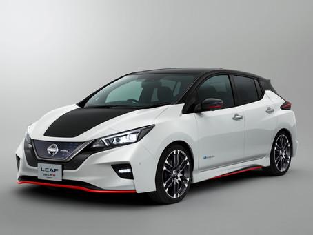 Nissan Leaf - Nismo koncept