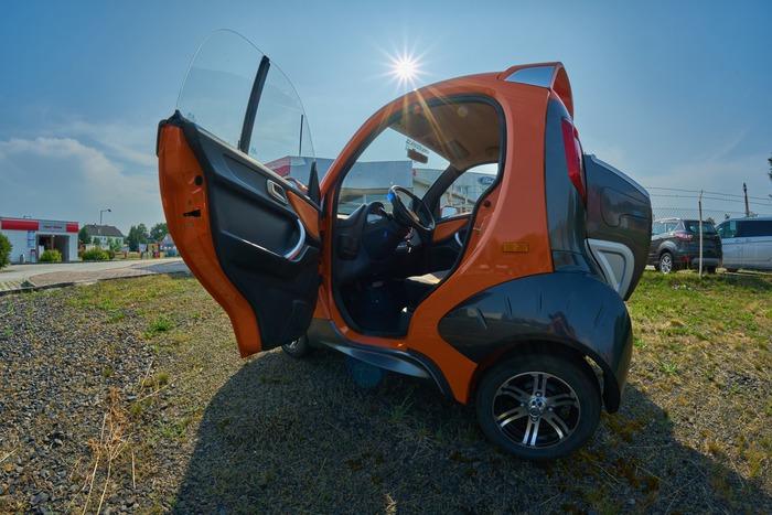 elektromobil tiger 3