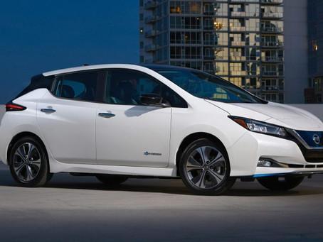 2019 Nissan Leaf Plus - väčší dojazd, lepšie zrýchlenie