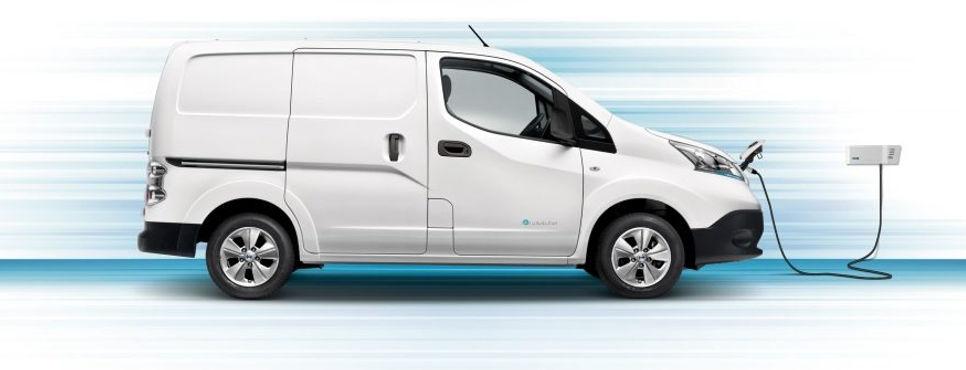 EcoAuto - Nissan E-NV200