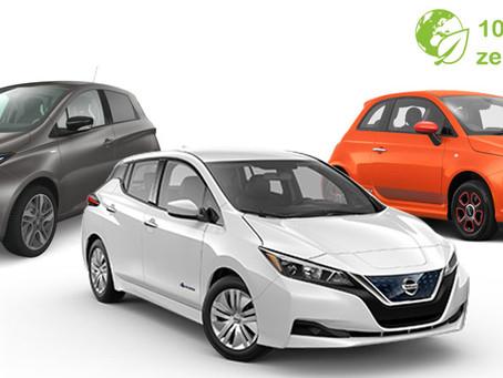 5 elektromobilov, ktoré si môžete zakúpiť u nás