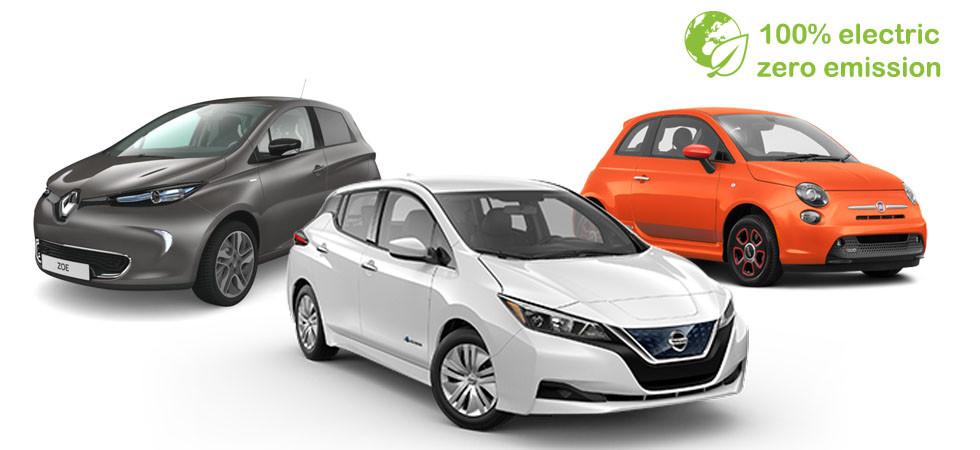 Elektromobily v Eco Auto