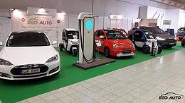 Autosalón v Nitre 2017 - prezentácia elektromobility spol. EcoAuto