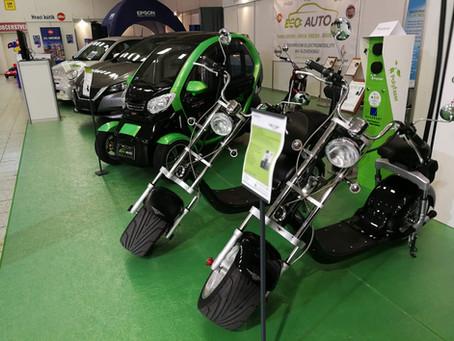 EcoAuto na Autosalóne v Nitre 2018