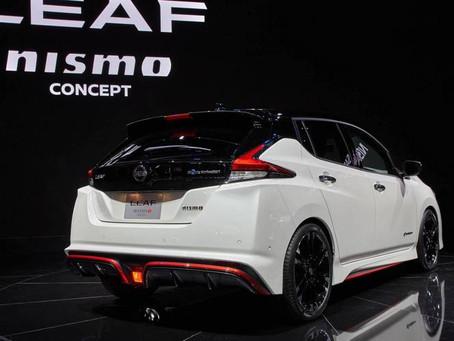 Športová verzia Nissan Leaf NISMO ide do predaja