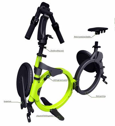 Elektrický bike
