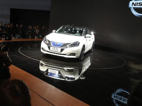 Nissan predstaví nové elektrické vozidlo Sylphy