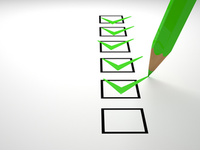 A checklist is a great way to let it all go and help you get in control of your yearbook again.