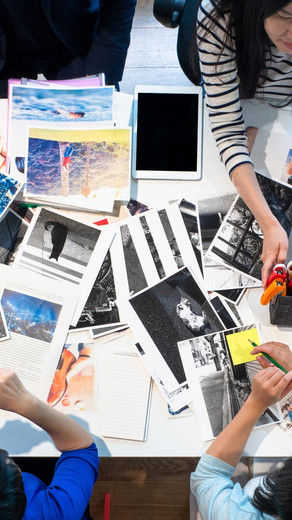 Writing Compelling Photo Captions: Learning the Purpose, Structure, and Specifics