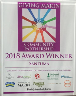 Giving+Marin+Award