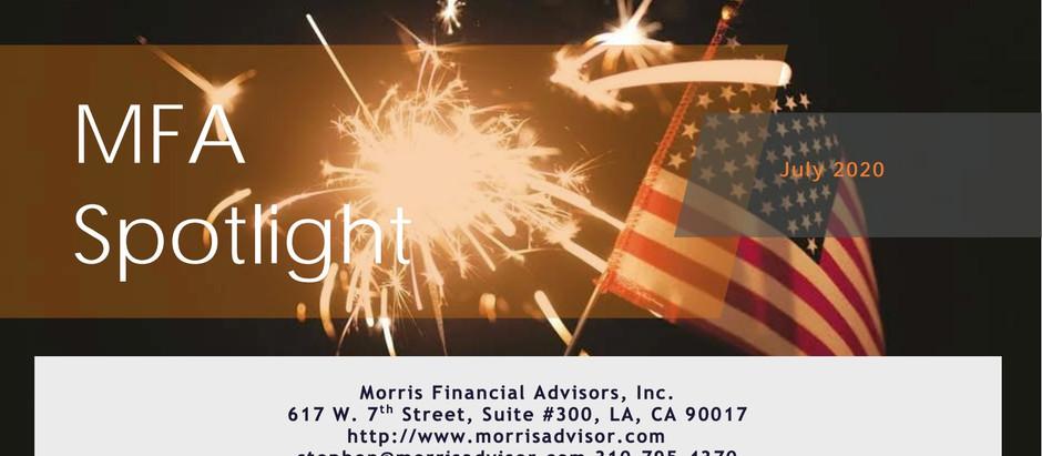MFA: Spotlight JULY 2020