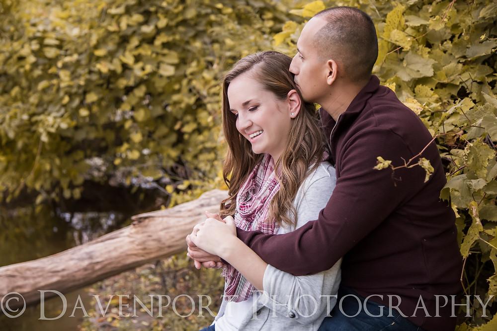 Engagement Portraits   MN   Davenport Photography