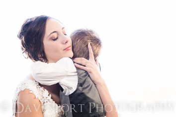 A Bride and Her Son   Madison & Aeson   Weddings   2017