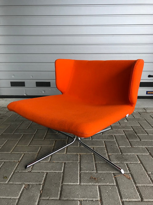 Viccarbe Wrapp draai fauteuil