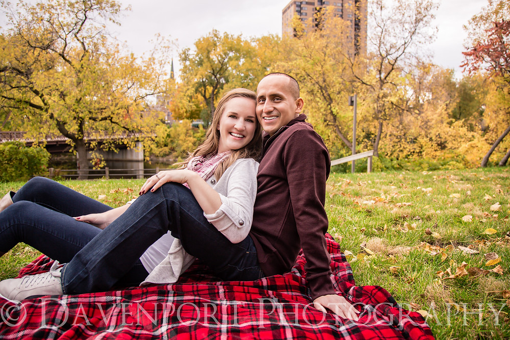 Engagement Portrait Photography | MN | Davenport Photography