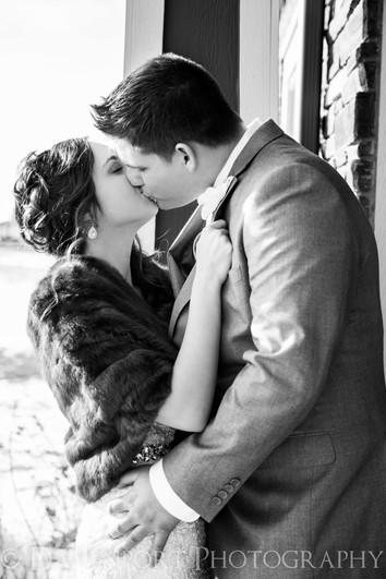 Sneak Peek | Madison & Tyler | Winter Wedding 2017