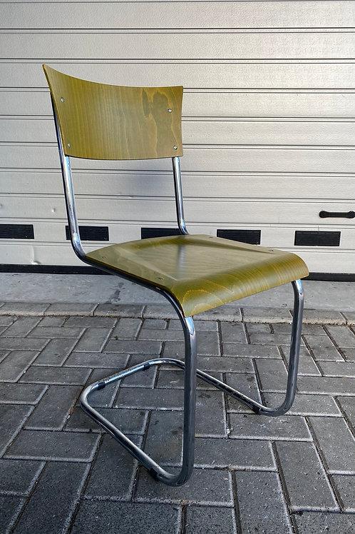 4 Mart Stam S43 stoelen