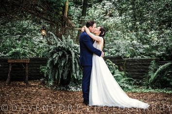 First Look | Weddings | Davenport Photography