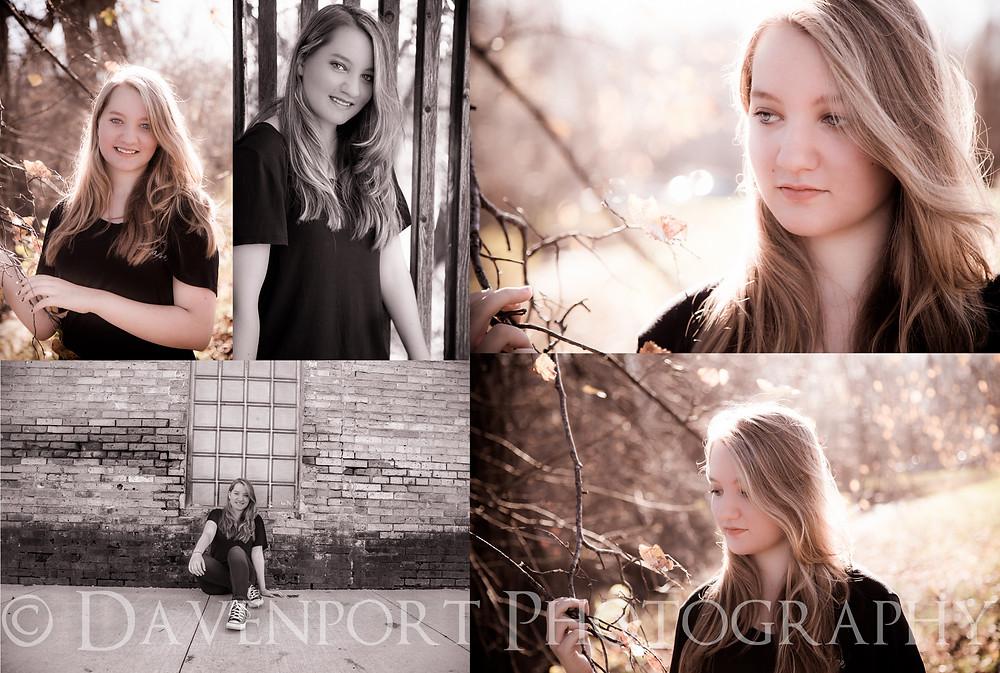 Teen Portraits | MN | Davenport Photography