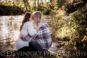 Alex & Jessica | Engagement Portraits