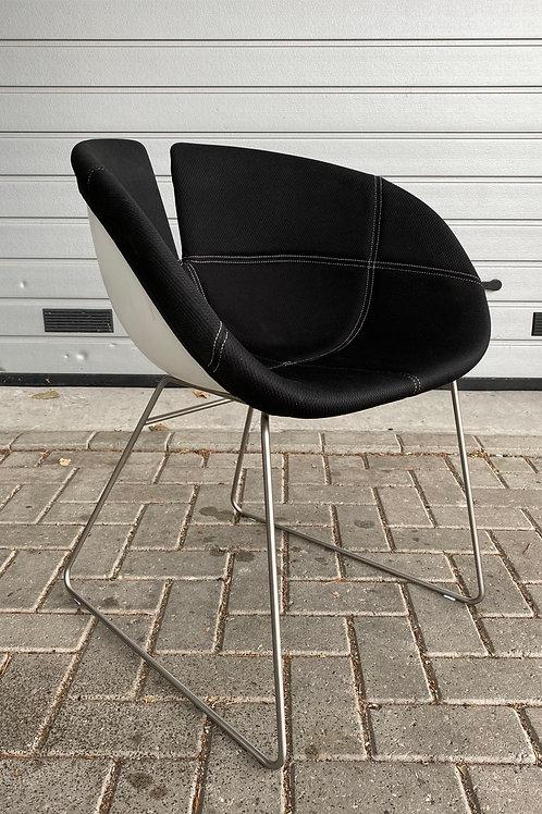4 Moroso Fjord stoelen