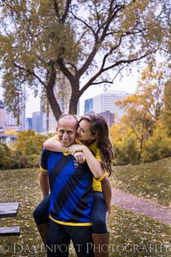 Engagement Portrait Photography   MN