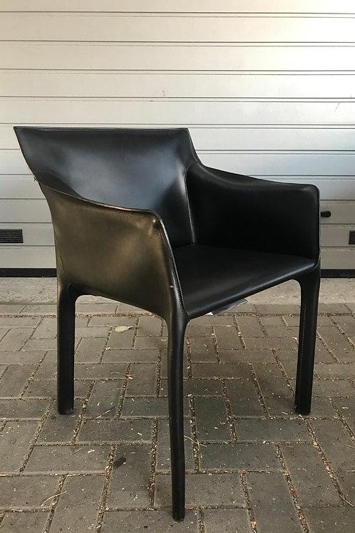 Matteo Grassie Coco zadelleer fauteuil