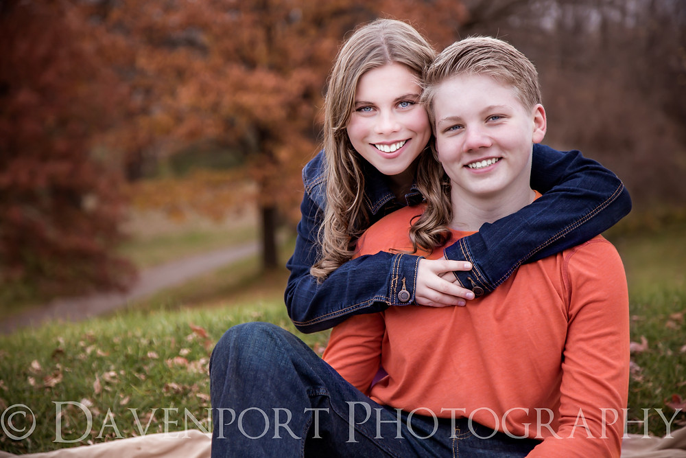 Family Portraits | MN | Davenport Photography