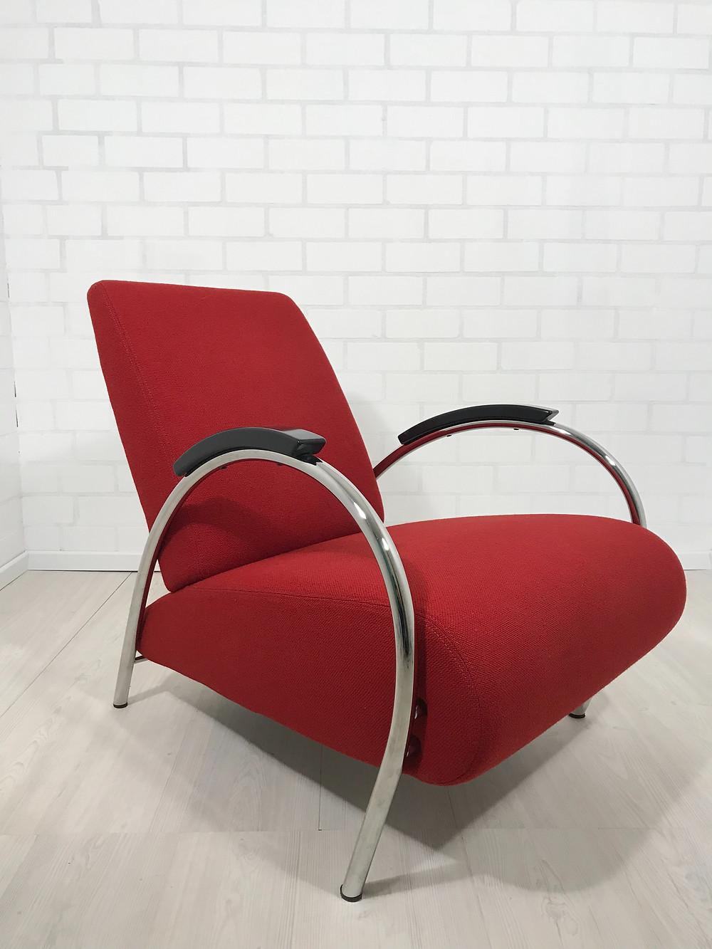 Gelderland 5770 Fauteuil Design Jan Des Bouvrie.De Echte Liefhebbers Willen Meer Weten Over Design Klassiekers