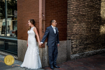 First Look | Stephanie & Henry | Wedding | 2017
