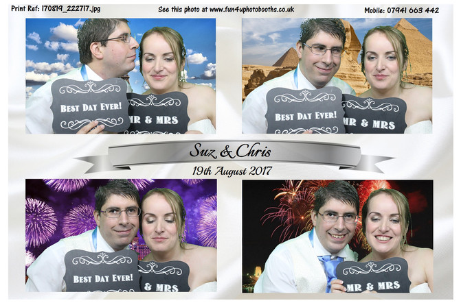Chris and Suz' Wedding