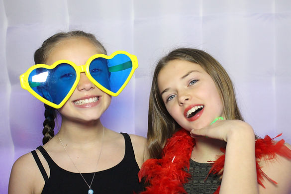 Photobooth for 10th Birthday Party!