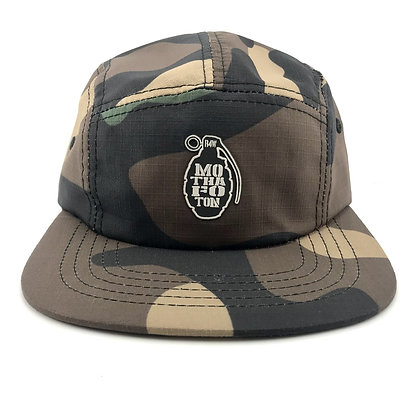 BONÉ FIVE PANEL MOTHAFOTOM RIPSTOP