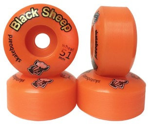 Roda Black Sheep Colors 51mm