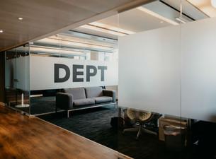 Commercial Dept agency